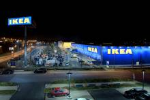 APTO LED IKEA Černý Most project